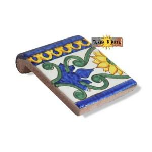 rivestimento-cucina-torello-ceramizzato-decorato-a-mano-blu-frontale