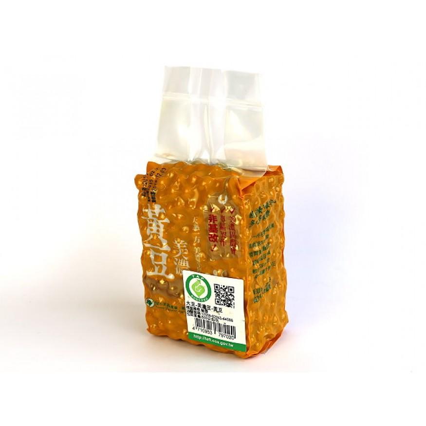 美濃區農會黃豆 (500g/包)