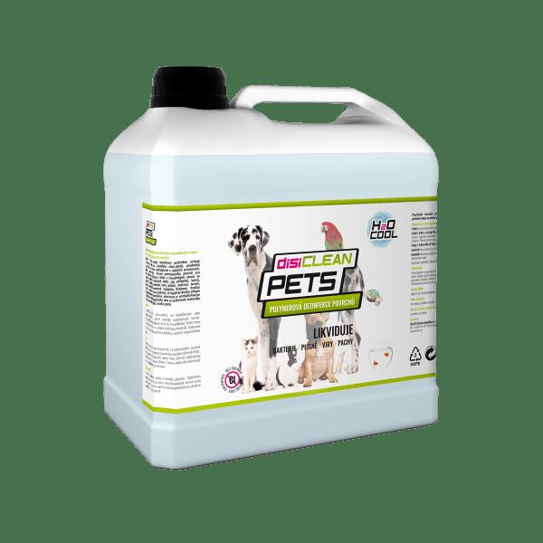 Dezinfekcia pre veterinárov disiCLEAN PETS - 10L