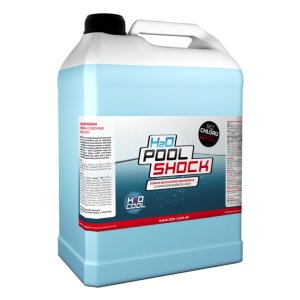 Šoková dezinfekcia bazénov H2O POOL SHOCK - 25L
