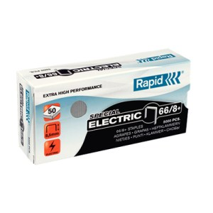 Rapid Strong Staples 66/8+ Electric
