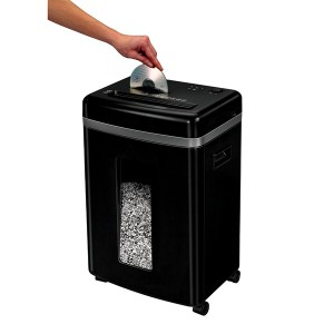 Fellowes 450M Paper Shredder (Micro Cut)