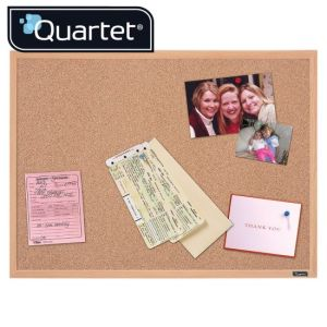 QUARTET Oak Cork Frame Boards