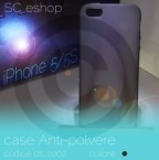 case Anti-polvere per iPhone 5/5S