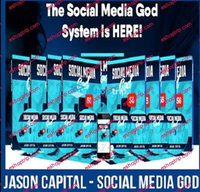 Jason Capital – Social Media God Social Media Magnet 2017