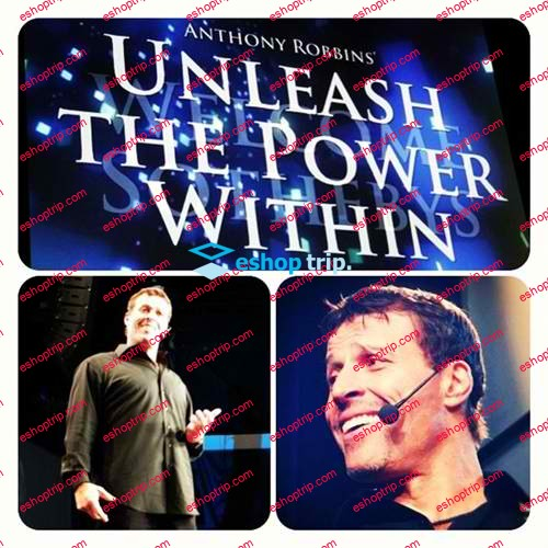 Anthony Robbins – Unleash the Power Within DVD