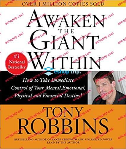 Anthony Robbins Awaken the Giant Within