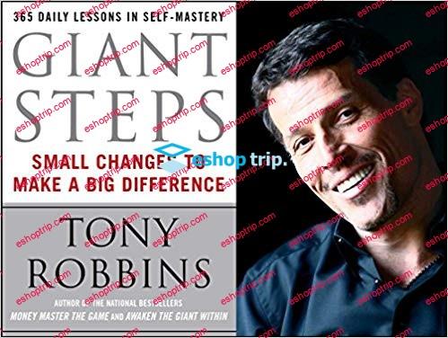 Anthony Robbins Giant Steps