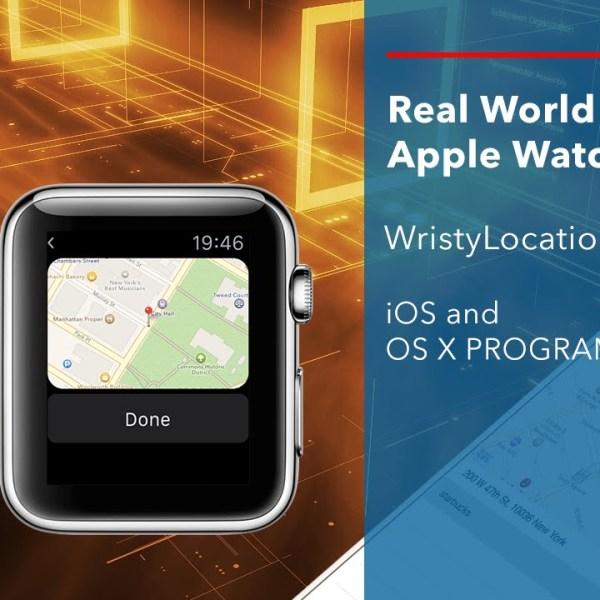 Apple Watch App Development for Beginners In Swift