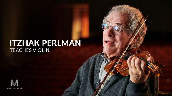MasterClass Itzhak Perlman Teaches Violin