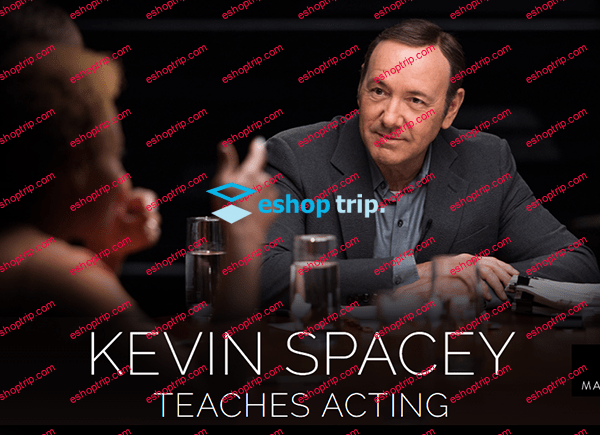 MasterClass Kevin Spacey Teaches Acting