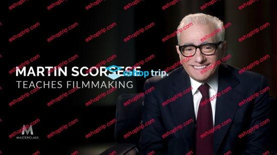 MasterClass Martin Scorsese Teaches Filmmaking