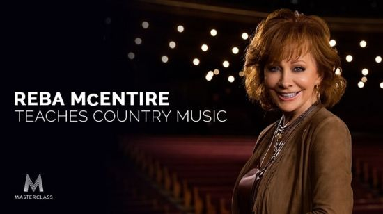 MasterClass Reba McEntire Teaches Country Music