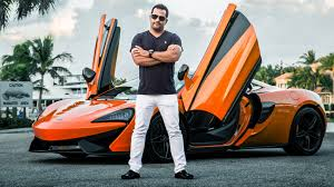 Pejman Ghadimi Exotic Car Hacks