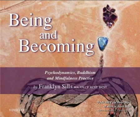 Psychodynamics Buddhism and Mindfulness Practice by Franklyn Sills