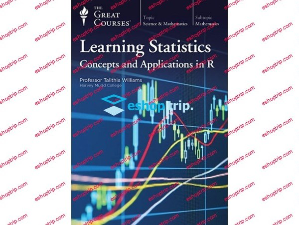 TTC Video Learning Statistics Concepts and Applications in R
