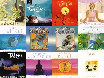 Tai Chi Collection 17CDs 1993 2005