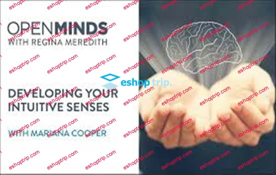 Gaia Developing your Intuitive Senses with Mariana Cooper