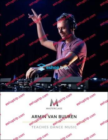 Masterclass Armin van Buuren Teaches Dance Music
