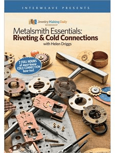 Metalsmith Essentials Riveting Cold Connections 2017
