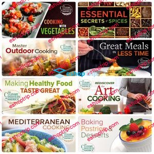 TTC Video The Everyday Gourmet Complete Series