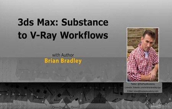 3ds Max Substance to V Ray Workflows