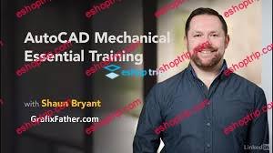 AutoCAD Mechanical Essential Training 2019