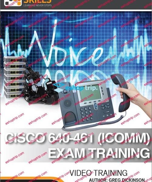 Cisco 640 461 ICOMM Exam Training