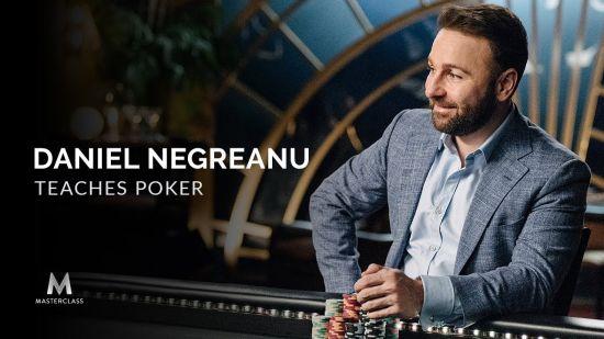 MasterClass Daniel Negreanu Teaches Poker