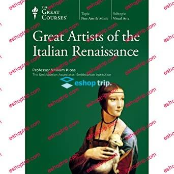 TTC Video Great Artists of the Italian Renaissance