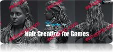 CGMA 3D Hair Creation for Games