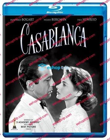 Casablanca 1942 1080p H264 AC3 5.1
