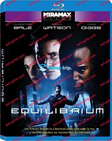 Equilibrium 2002 720p BluRay H264 AAC