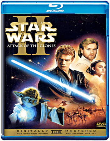 Star Wars Episode II Attack of the Clones 2002 REMASTERED 1080p BluRay x265