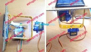 Arduino Solar Tracker Course Make Your Own Arduino Solar Tracker STEP BY STEP