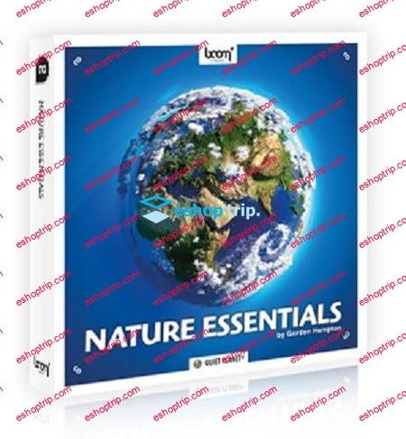 Boom Library Nature Essentials