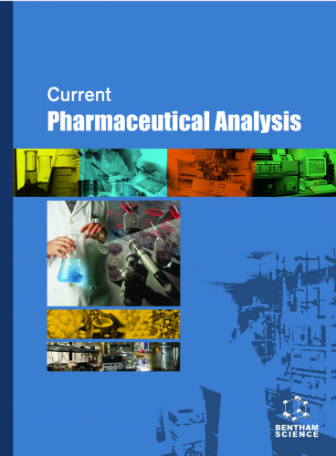 Current Pharmaceutical Analysis Journal