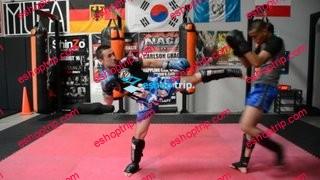 Front Kick Course Muay Thai
