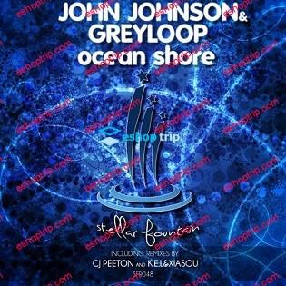 John Johnson Greyloop Ocean Shore