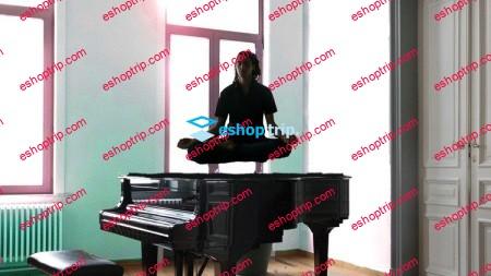 Relaxing Piano Practice