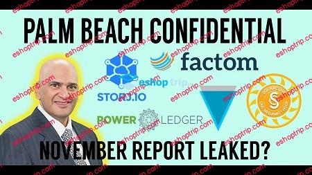 Teeka Tiwari Palm Beach Confidential