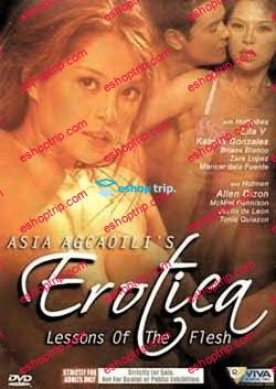 Erotica Lessons of the Flesh Sex Guru 2 2005