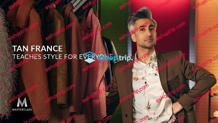 MasterClass Tan France Teaches Style for Everyone