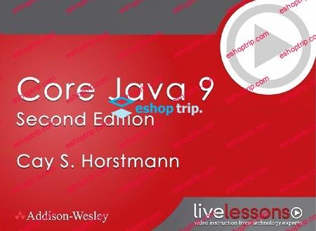 Cay S Horstmann Core Java course Version 9