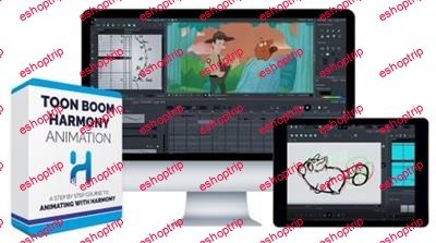 Toon Boom Harmony Animation Course