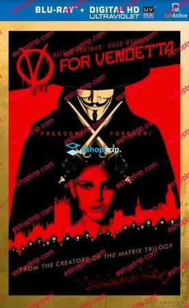 V for Vendetta 2005 INTERNAL BDRip x264