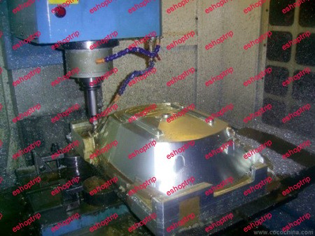 CAM Wizard ESPRIT 2020 FreeForm 3 Axis Milling and MillTurn ISO
