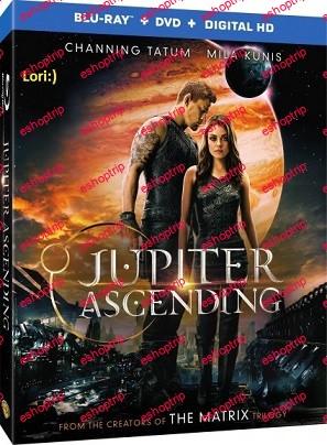 Jupiter Ascending 2015