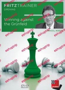 Mihail Marin Winning against the Grunfeld