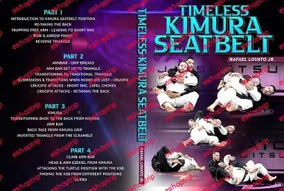 Rafael Lovato Timeless Kimura Seatbelt
